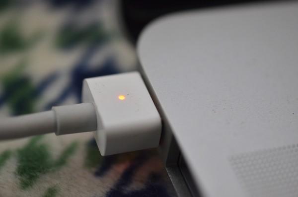 ひとりごと 充電できなかったmacbookpro